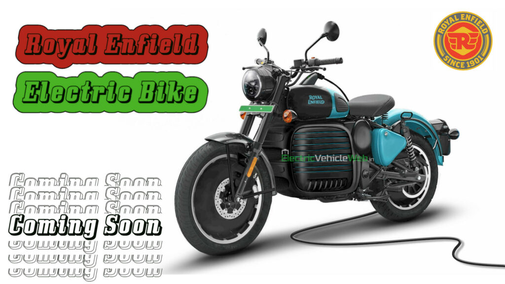 Royal Enfield electric bike under development - Ready to hit the market soon