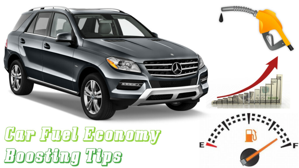 Simple Tips to Boost your Car Fuel Economy