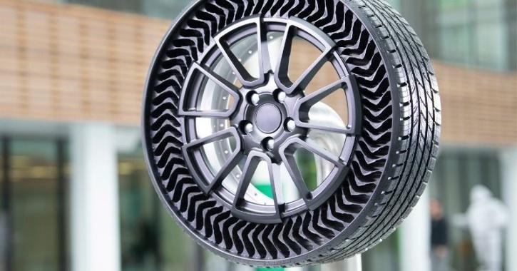 Aireless Tyre