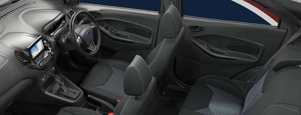 Ford Figo AT - Interior