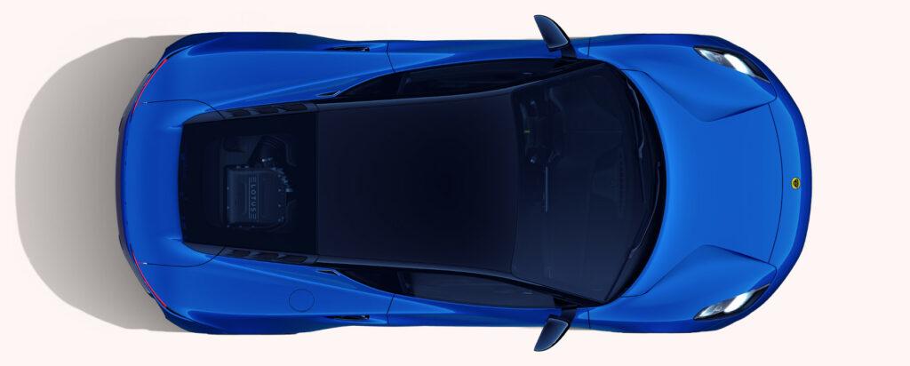 Lotus Emira Engine Specification