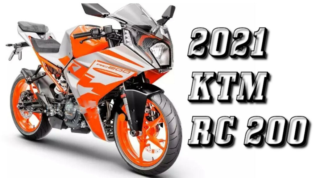 2021 KTM RC 200 will launch soon: Top 5 Highlights