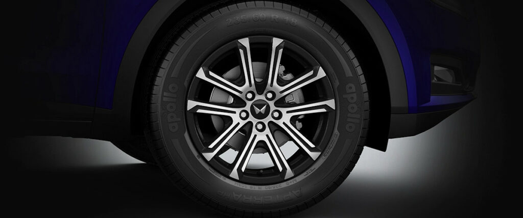 XUV700 New Alloy Wheel