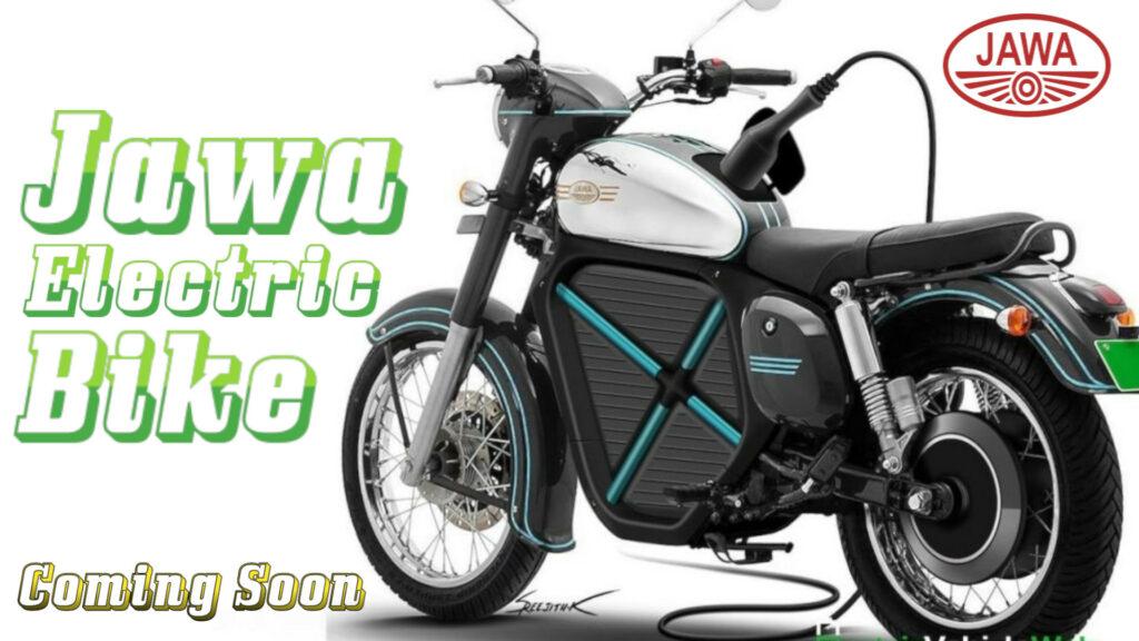 Jawa electric bike coming soon - Will rival of Royal Enfield electric bike?