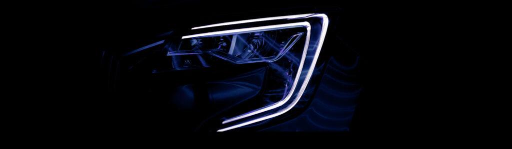 Mahindra XUV700 - LED DRLs