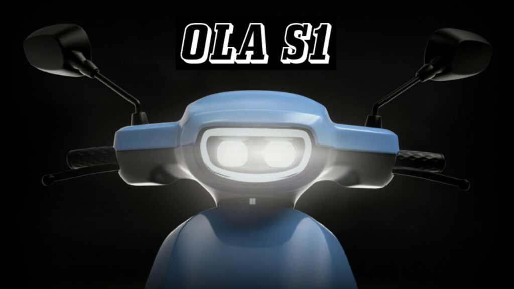 OLA S1 Electric Scooter -Top 5 reasons to buy