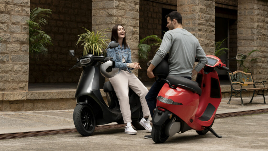 OLA S1 Electric Scooter Ownership