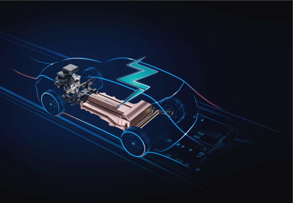 Tata Tigor EV Ziptron - Technology
