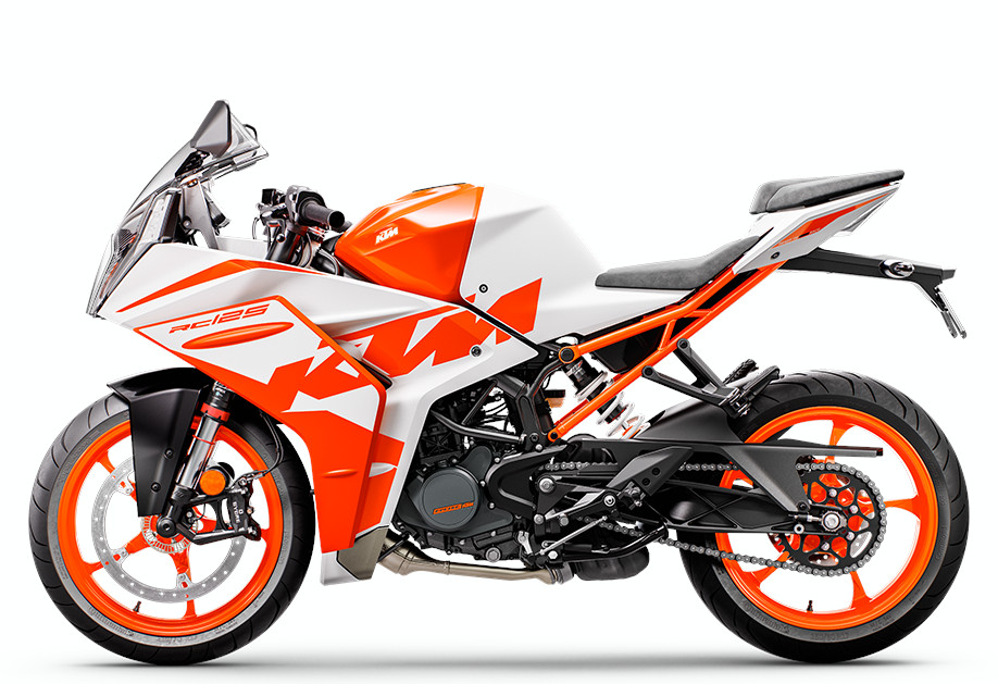 2022 KTM RC 125 - Top 5 Things to know