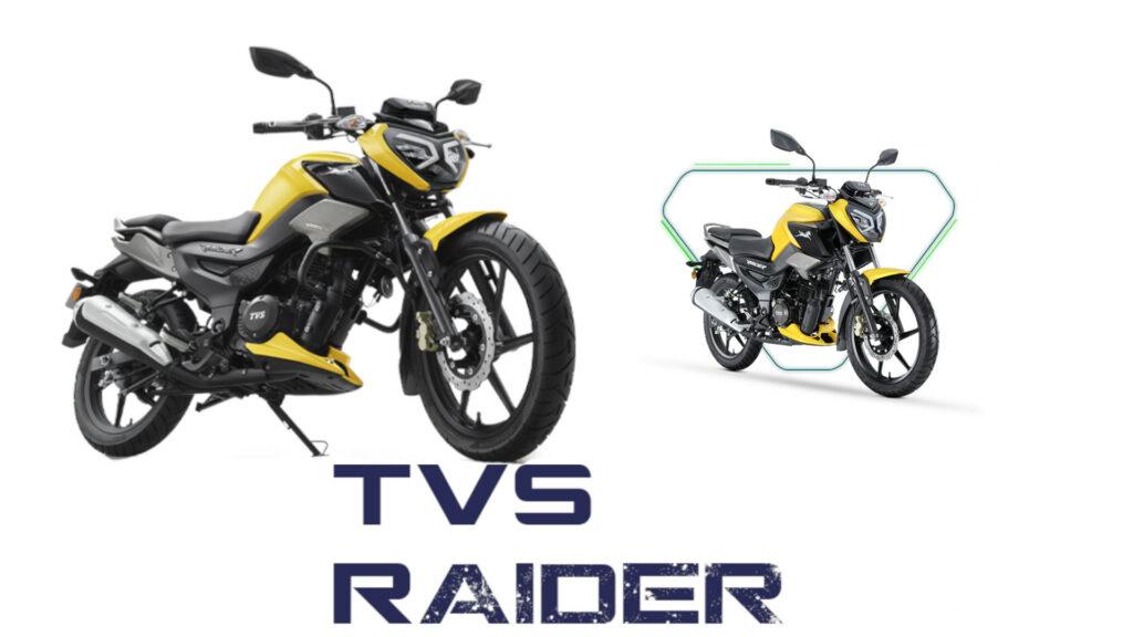 TVS Raider top 5 features make a better choice than its rivals