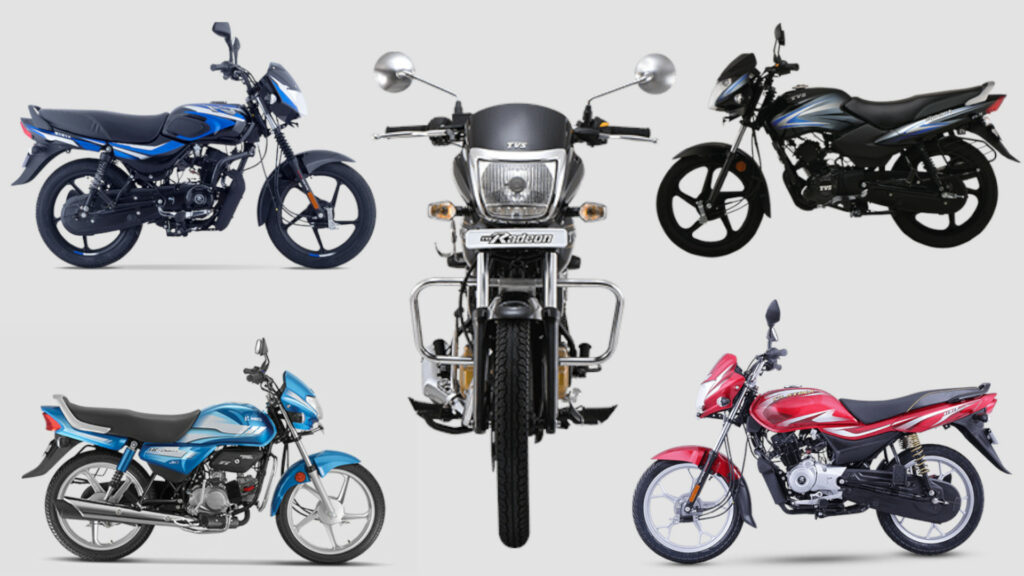 Top 5 cheapest bikes in India - Affordable bikes